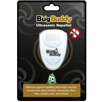 Bug Buddy Ultrasonic Pest Repeller