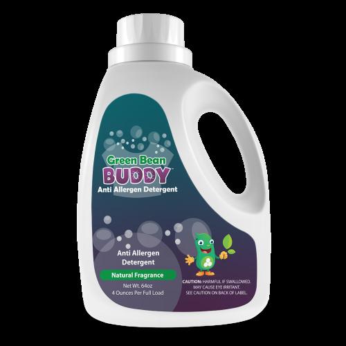 Bed bug detergent