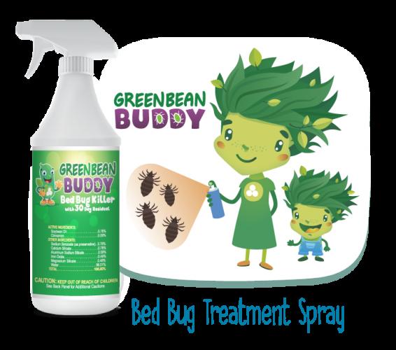 Bed Bug Treatment Spray