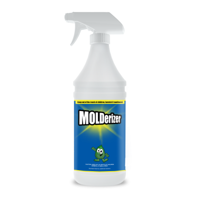 No Bleach, Mold Stain Remover & Brightener, Molderizer