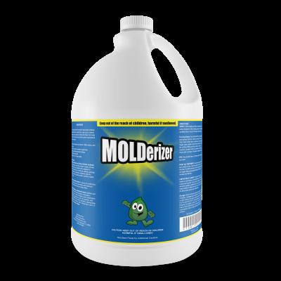 No Bleach, Mold Stain Remover & Brightener, Molderizer – 1 Gallon (120 oz)