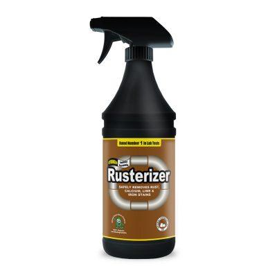 No Scrubbing Rust Remover, Rusterizer