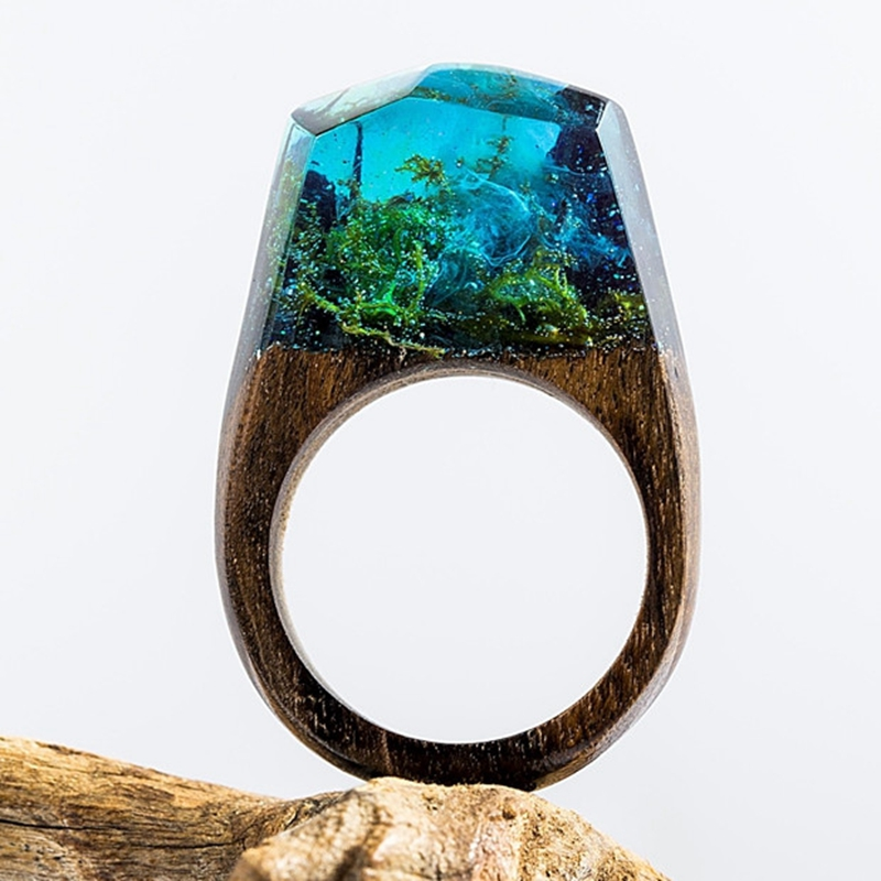 Ring Wood Resin