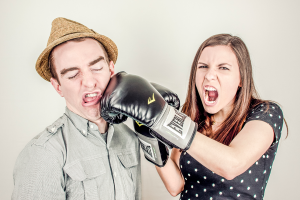The Stupidest Things Couples Fight About Before Valentines