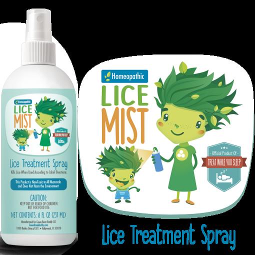 Lice Mist