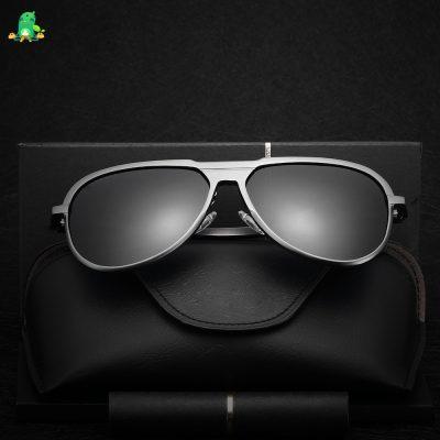 Polarized UV Aluminum Sunglasses, Unisex